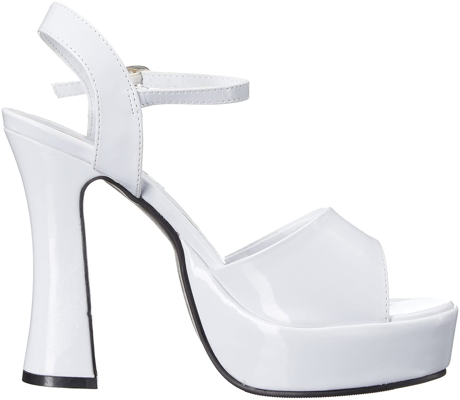 Ellie Shoes Women's 557-Betty B(M) Heeled Sandal B002OAO85M 11 B(M) 557-Betty US|White 0c7a14