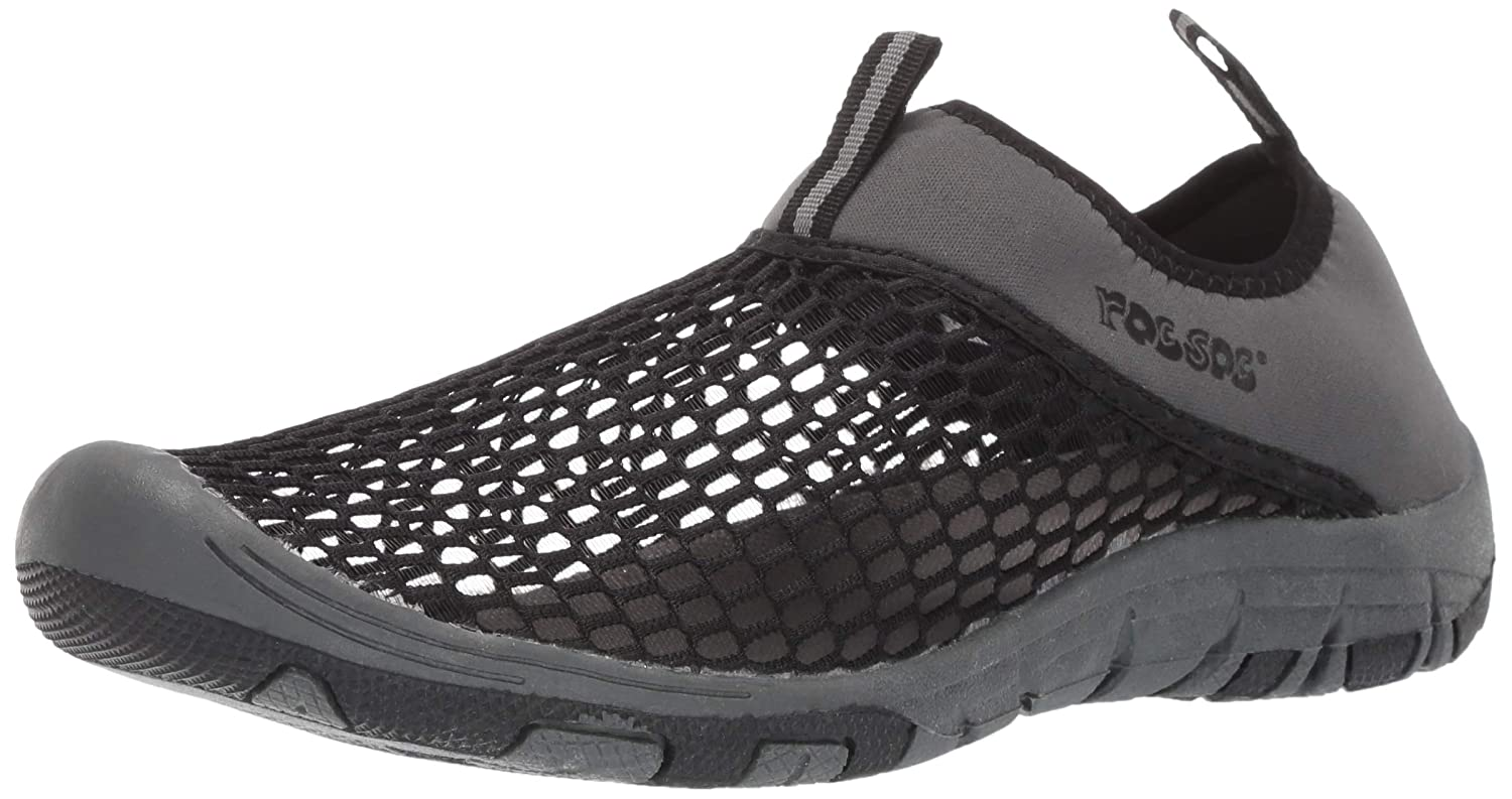 Swimming Must Have Scuba Gear for Water Sports Aqua Shoes /& Beach Shoes for Kayaking Surfing /& Snorkeling RocSoc: Water Shoes for Men