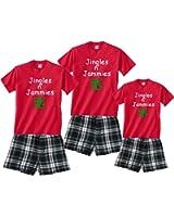 Matching Christmas Pajamas for Whole Family Jingles n' Jammies Boxer Sets