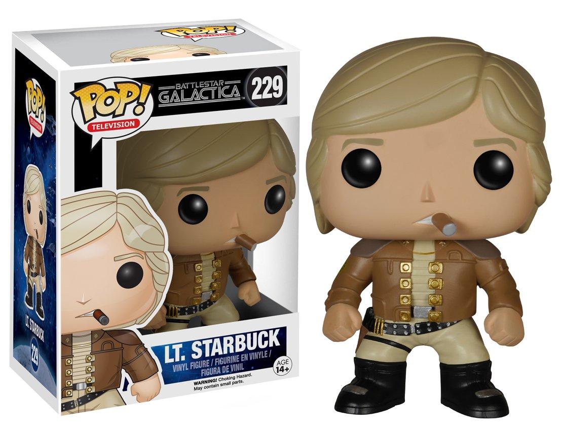 Funko Pop Tv Battlestar Galactica Classic-Starbuck Action Figure 5121 Accessory Toys /& Games Miscellaneous