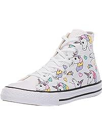 7dd1c4ebea2 Converse Kids  Chuck Taylor All Star Unicorn Print High Top Sneaker