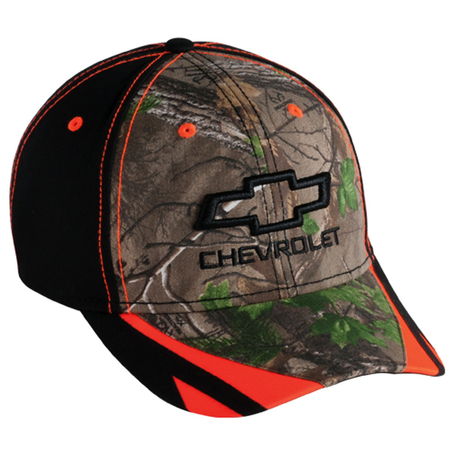 Bundle with Driving Style Decal Gregs Automotive Chevrolet Chevy Realtree Camouflage Camo Hap Cap
