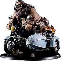 Quantum Mechanix- Figura QFIG Harry Potter Harry & Hagrid, (HP-0110)
