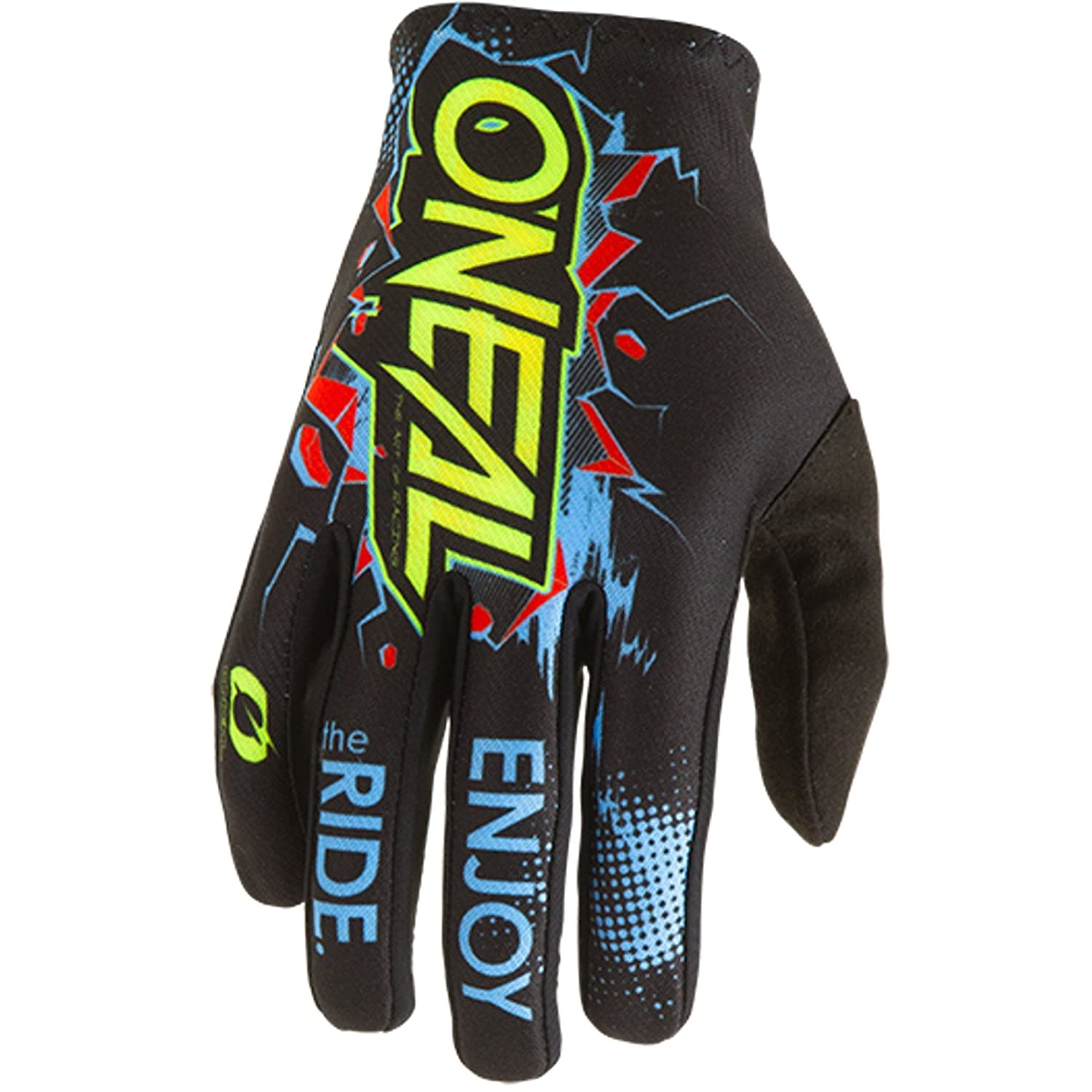 O'Neal Matrix Youth Glove villain Black XS/1 – 2  Oneal Matrix Glove