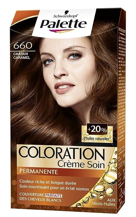 Couleur cheveux caramel bio