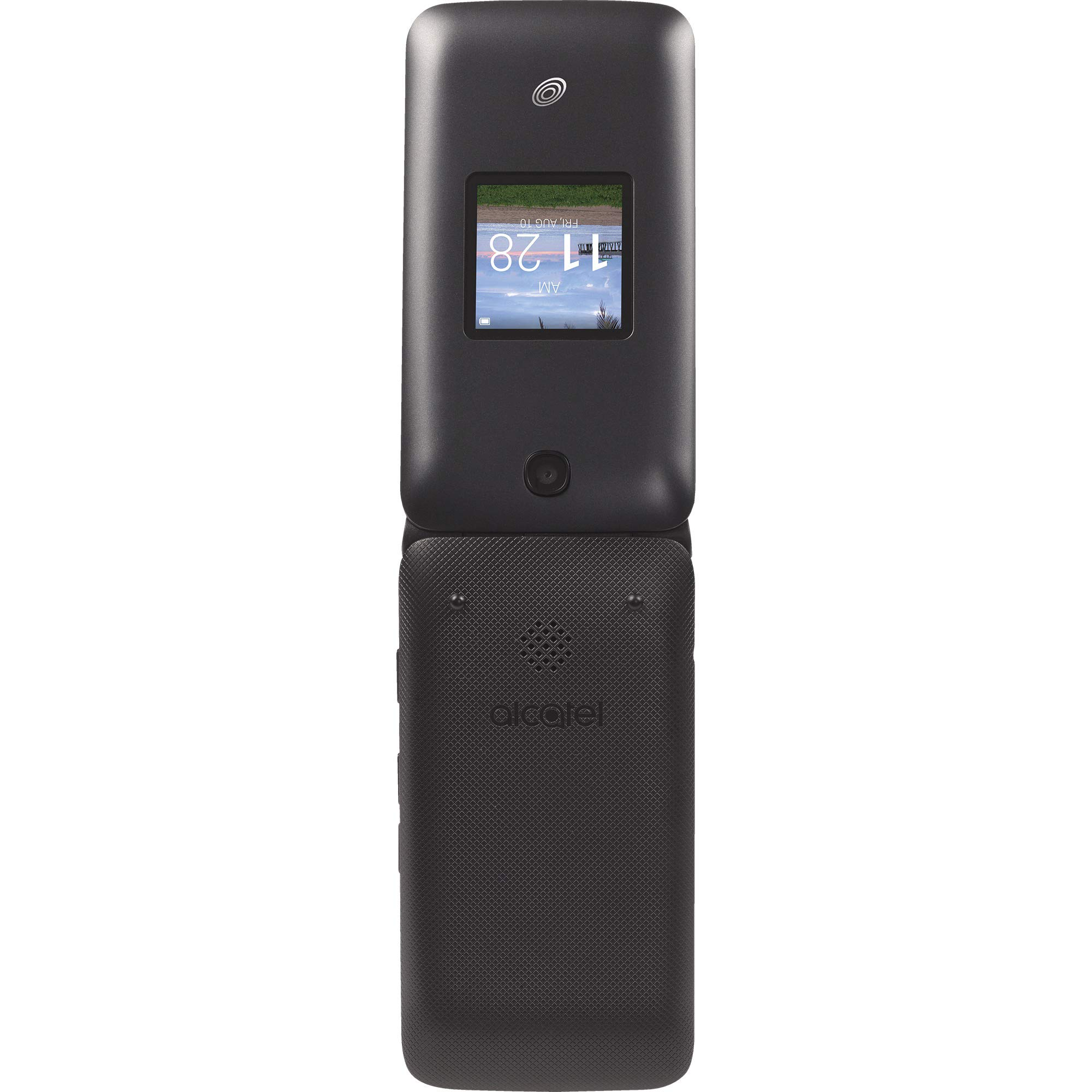 Total Wireless Alcatel MyFlip 4G Prepaid Flip Phone by TracFone (Image #2)