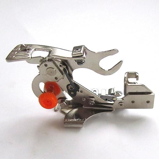 KUNPENG - Pie de plataforma para máquina de coser de mango bajo BROTHER SINGER JANOME KENMORE JUKI # 55705 1piezas: Amazon.es: Hogar
