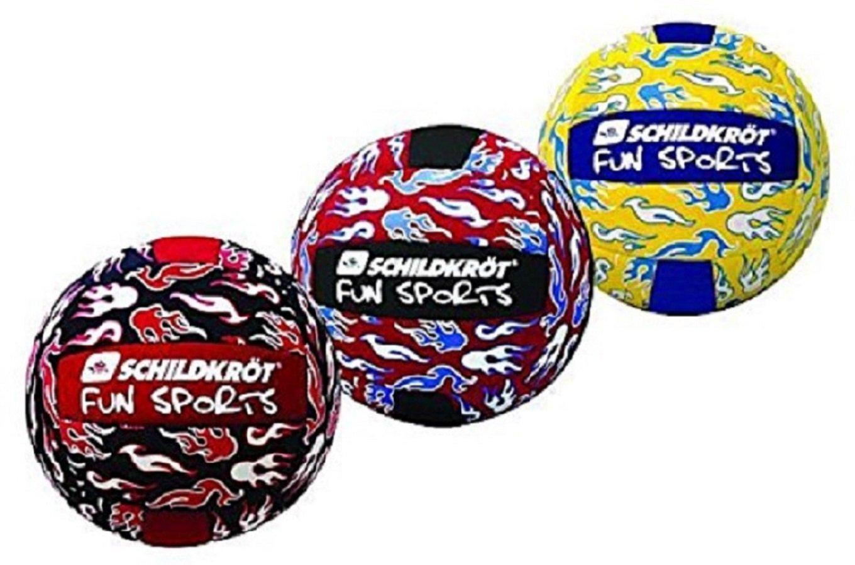 Schildkröt Fun Sports Neoprene Beach Volleyball Ballon de plage néoprène taille 3 couleurs aléatoires 970070