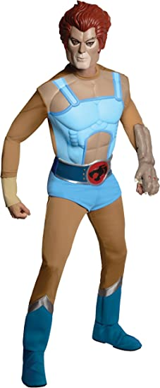Thundercats Deluxe Lion-O Costume Adult Standard