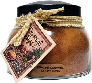 product image for A Cheerful Giver Praline Caramel Sticky Buns Mama Jar Candle, 22-Ounce