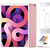 Tablet 10 inch, High Performance 2 in 1 Android 9.0 Tablets with Keyboard Case & Mouse, 3GB RAM 64GB Storage, Quad Core, Dual