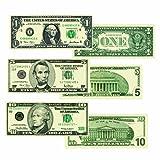 Amazon Price History for:Carson Dellosa Money, U.S. Bills Shape Stickers (5282)