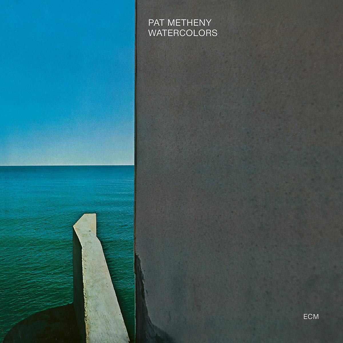 CD : Pat Metheny - Watercolors (CD)