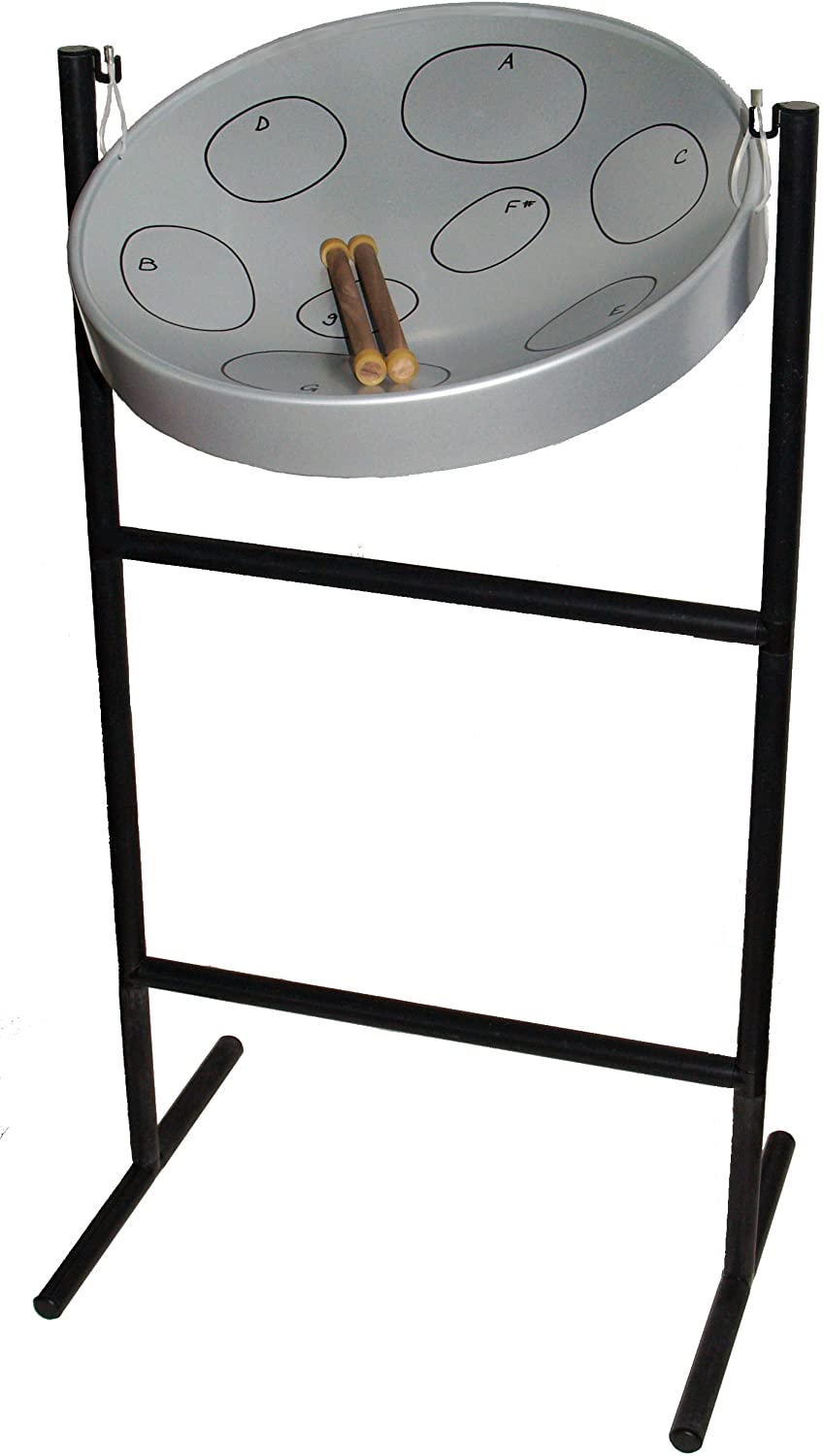 Panyard Steel Drum, (W1070)