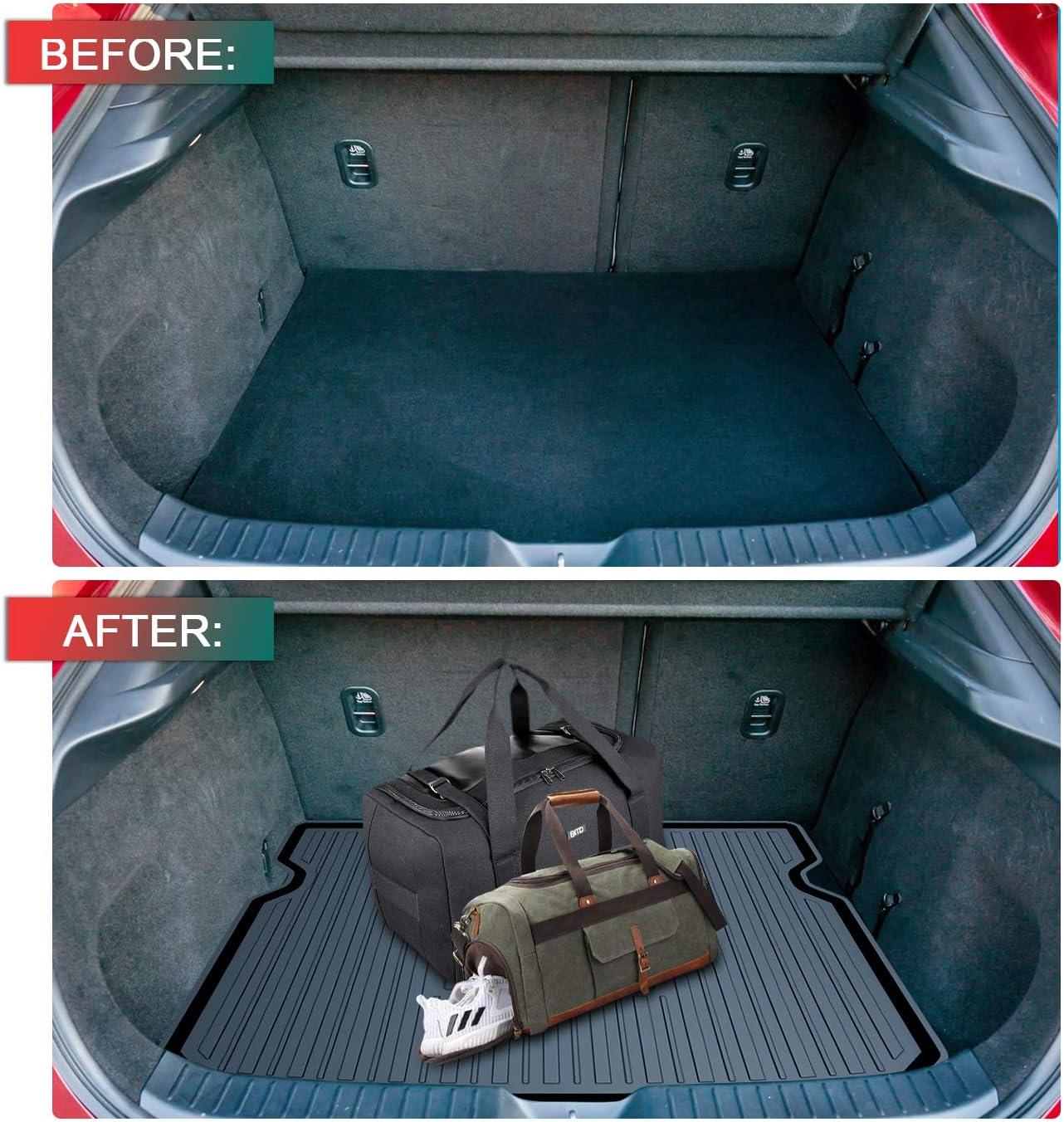Lfotpp Kofferraumwanne Für Cx 30 Cx30 Matte Waterproof Antirutsch Kofferraummatte Wanne Cargo Trunk Tray Auto Zubehör Auto