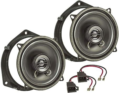 Tomzz Audio 4039 004 Lautsprecher Einbau Set Kompatibel Elektronik