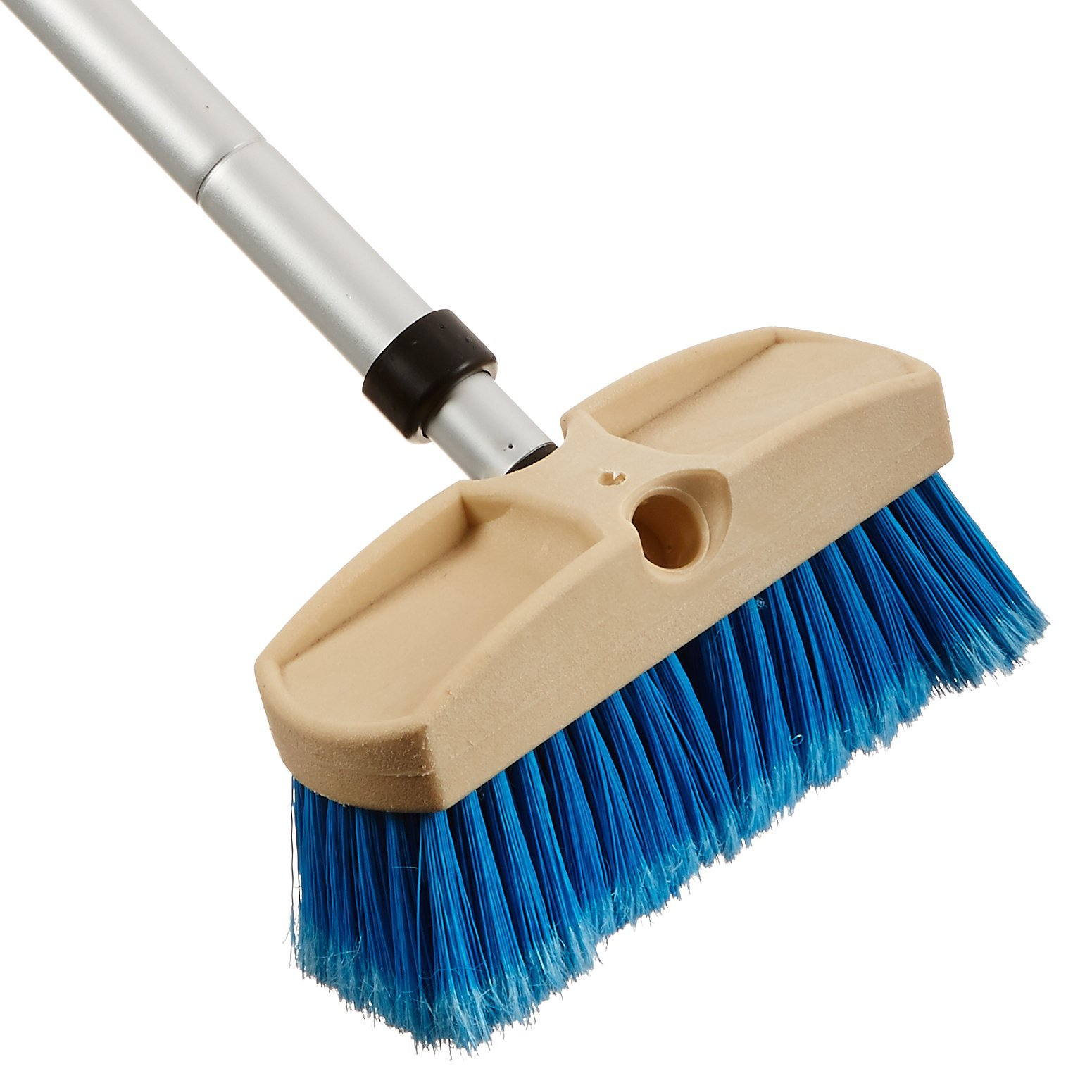 Star brite Brush & Compact Handle Combo - Extends 2'-4' - Made in USA by Star Brite (Image #2)