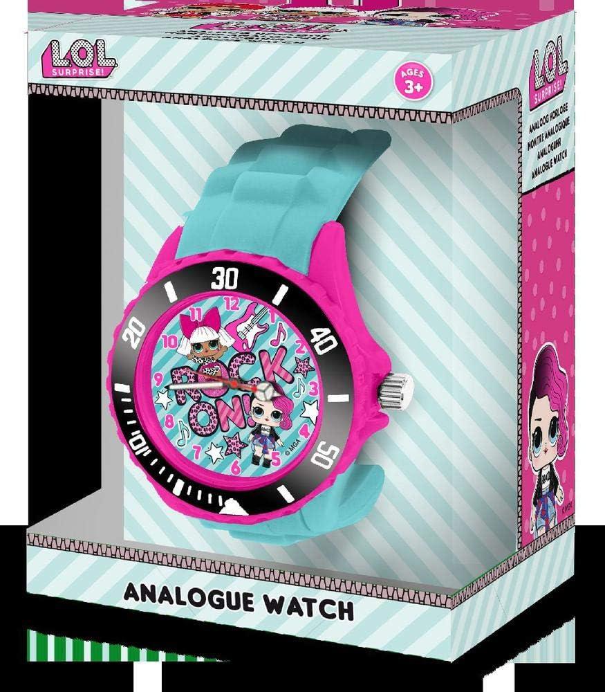 LOL SURPRISE Reloj de Silicona en Caja (DI2206LOL) 1: Amazon.es: Juguetes y juegos
