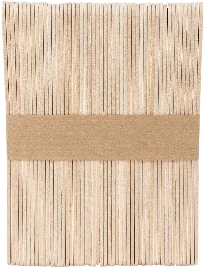 300 St/ück Holzst/äbchen 14cm lang 1cm breit