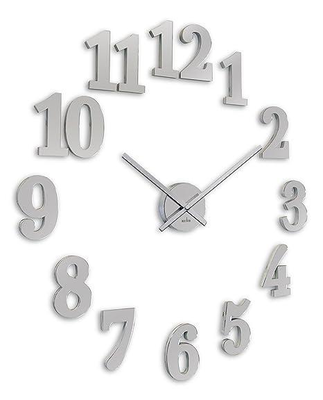 Acctim 21827 - Reloj de pared adhesivo (sin esfera)