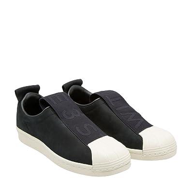 adidas Originals Women's Superstar BW Slip-on Sneakers CQ2517,Size 6.5