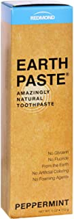 product image for Redmond Trading Company Earthpaste Natural Toothpaste Peppermint - 4 oz (Pack of 4)