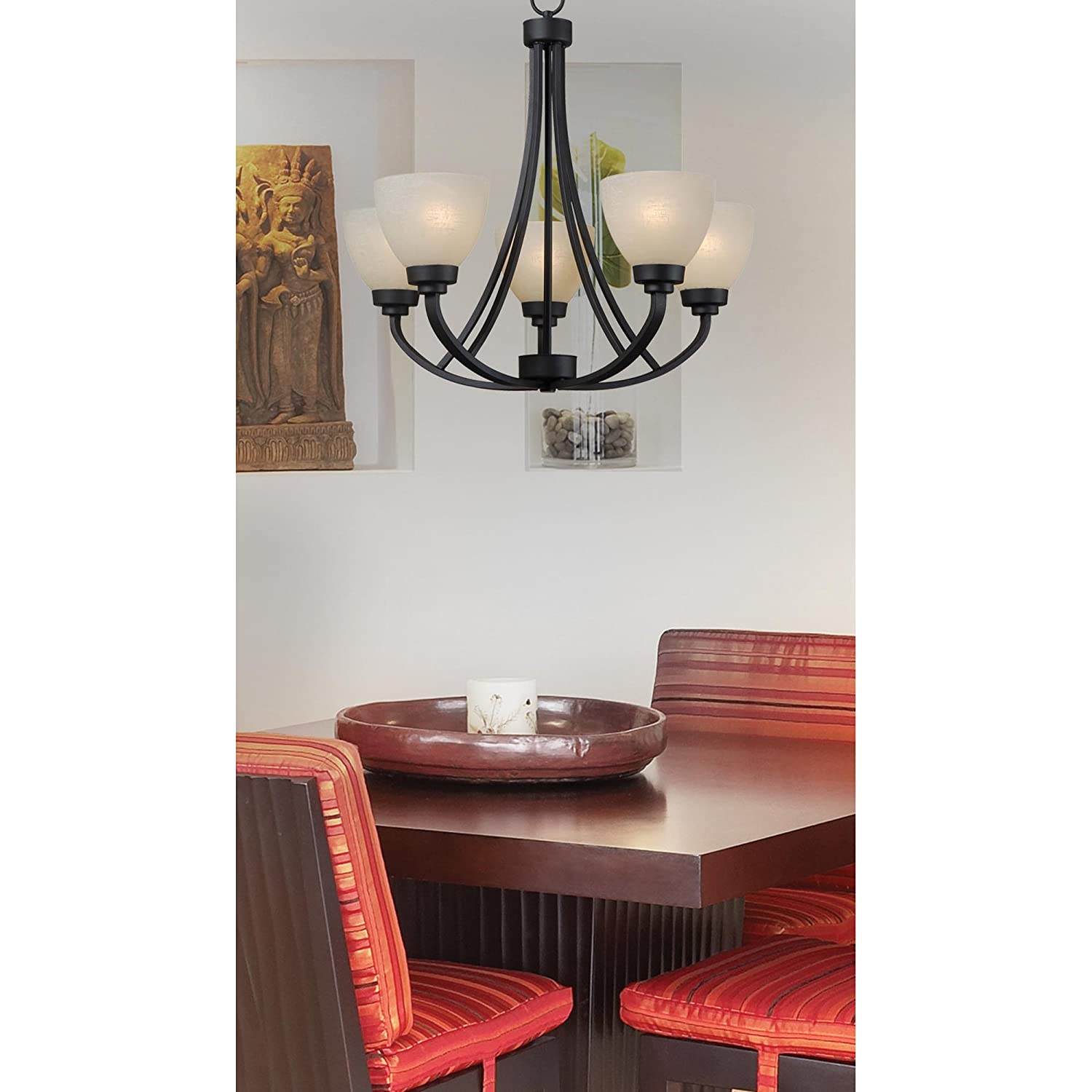 Kenroy home 93195bbz dynasty 5 light chandelier with burnished kenroy home 93195bbz dynasty 5 light chandelier with burnished bronze finish amazon aloadofball Gallery
