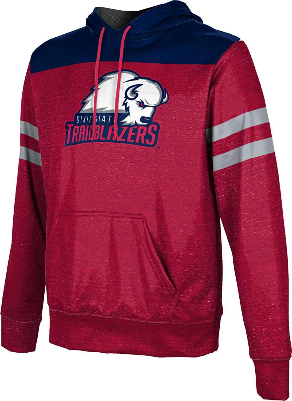Gameday School Spirit Sweatshirt ProSphere Dixie State University Mens Pullover Hoodie