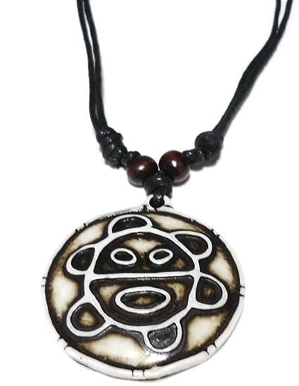 Amazon Taino Sun Necklace Taino Symbol Indian Sun Necklace