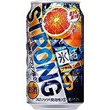 キリン 氷結ストロング ブラッドオレンジ 350ml×24本