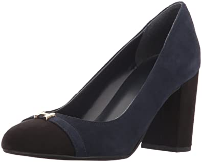 Suede Mid Heel Pumps - Sales Up to -50% Tommy Hilfiger 4kzME