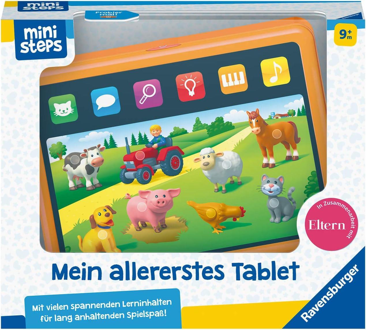 Ravensburger Spieleverlag Mein allererstes Tablet