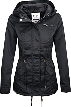 Only Onlnew Lorca Spring Parka Jacket CC Otw Mujer