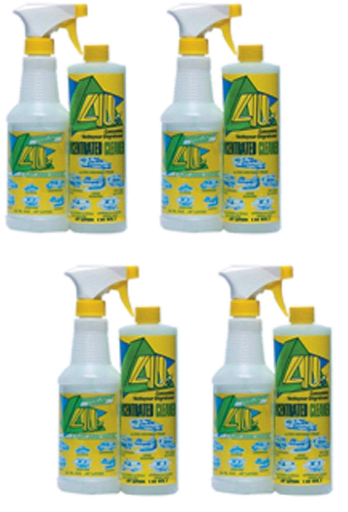 Metalube Corp CDC/TS16 Cleaner/Degreaser - 16 fl. oz. (4)