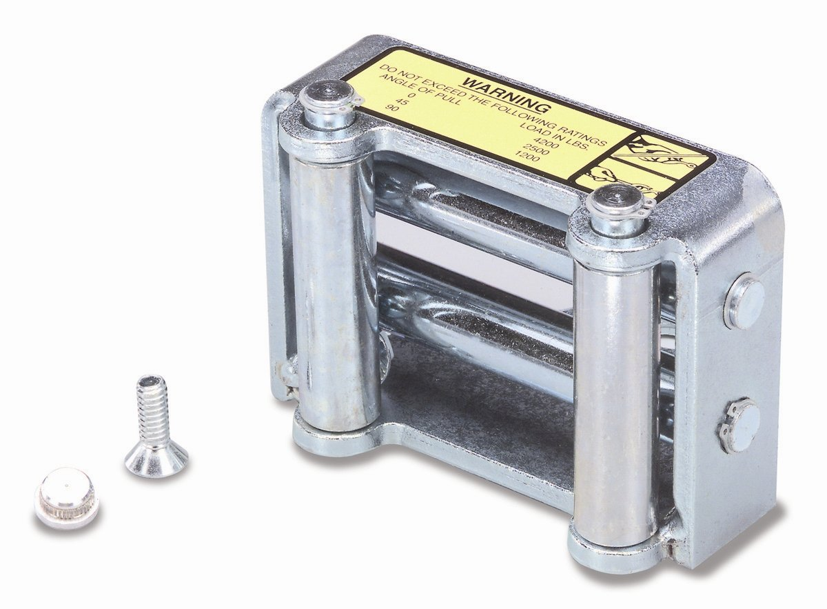 Amazon.com: Superwinch 1560A Roller fairlead for small X series winches  only: Automotive