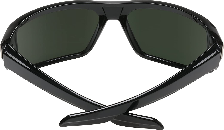 87ddf7fc5 Amazon.com: Spy Optic Men's Mccoy Black-Happy Gray Green Rectangular, One  Size: Clothing
