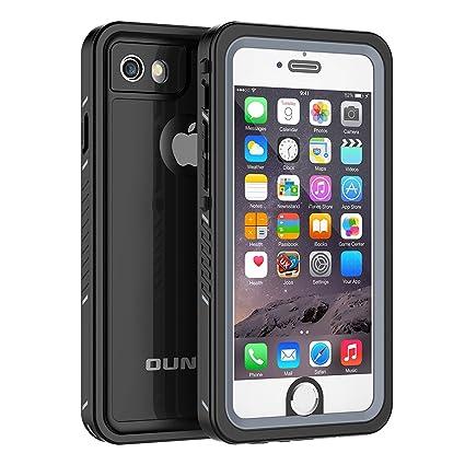 Amazon.com: OUNNE Funda impermeable para iPhone 6, 6s y Plus ...