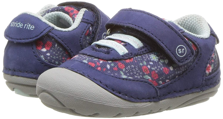 Stride Rite Kids Jazzy Baby Girls Athletic Mesh Sneaker SBGS190315