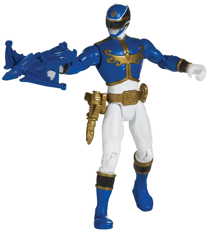 Power Rangers Rangers Power Megaforce blauer Ranger 6fa70a