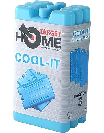 Elemento de enfriamiento 3 x 200ml refrigeración baterías hieleras refrigeración Pack refrigeración freezpack congelada batería nuevo