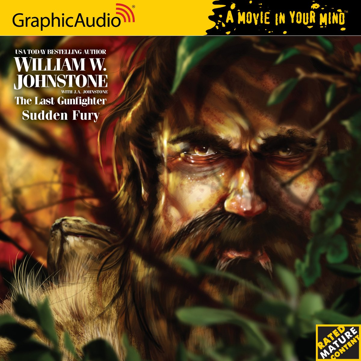 The Last Gunfighter 20  Sudden Fury (The Last Gunfighter - GraphicAudio - A Movie in your Mind)