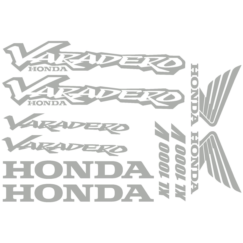 MOTO-046 Autocollant Stickers Honda varadero XL 1000v Ref