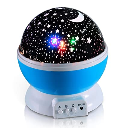 Amazon.com: Star Night Luces para niños luces de bebé 360 ...