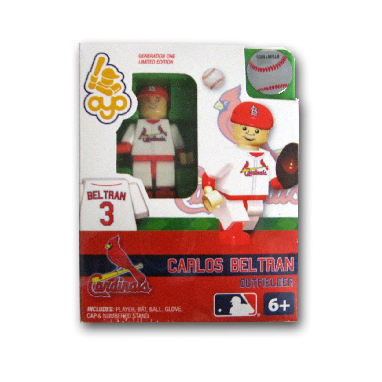 Mlb St Louis Cardinals Figure Carlos Beltran