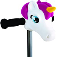 Scootaheadz Cabeza Unicornio Accesorios para Manillar Ciclismo Infantil