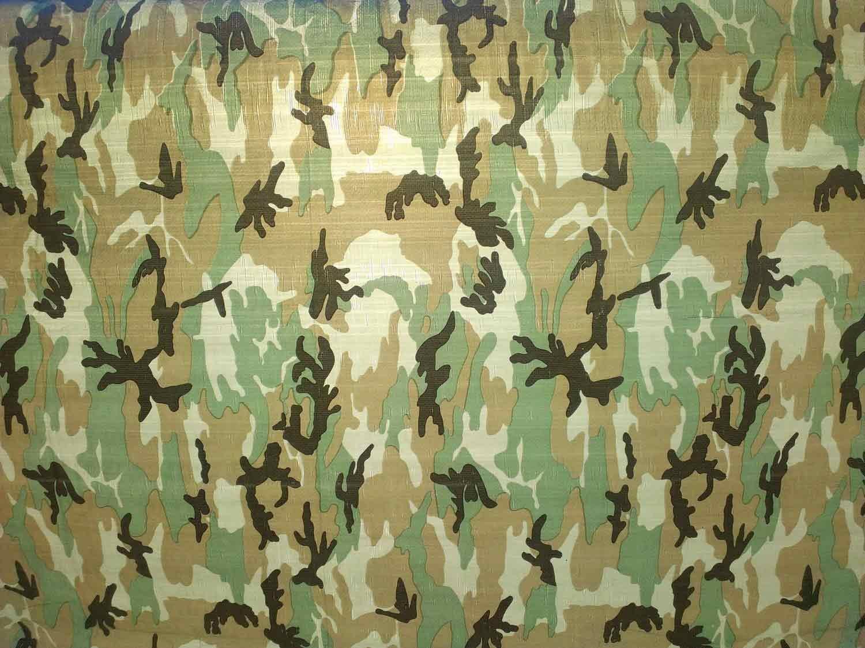 Kotap Camouflage 7-mil Poly Tarp TCM-2030