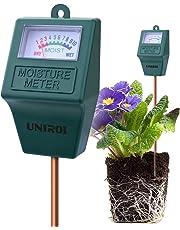 UNIROI Soil Moisture Meter Indoor & Outdoor, Soil Tester, Soil Moisture Sensor for Garden, Farm, Lawn Plants