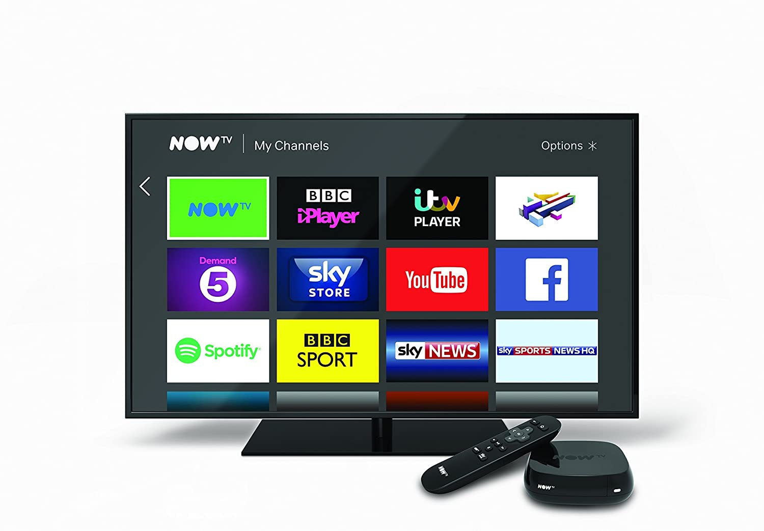 7ceda5201da NOW TV Box with 1 Month Sky Sports Pass: Amazon.co.uk: TV