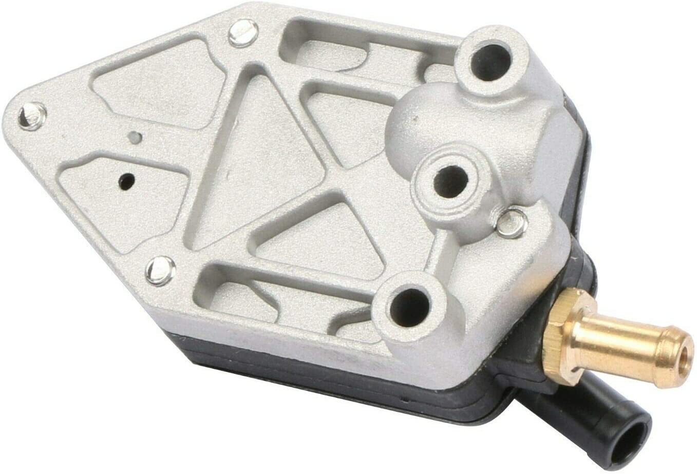 438556 Fuel Pump for Johnson//Evinrude 20-140HP Replaces 438556 388268 388268 385781 with Gasket