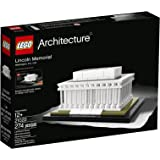 LEGO Architecture Lincoln Memorial Model Kit